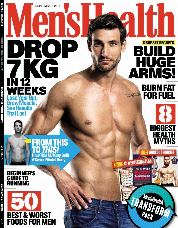 david mccraw weight loss