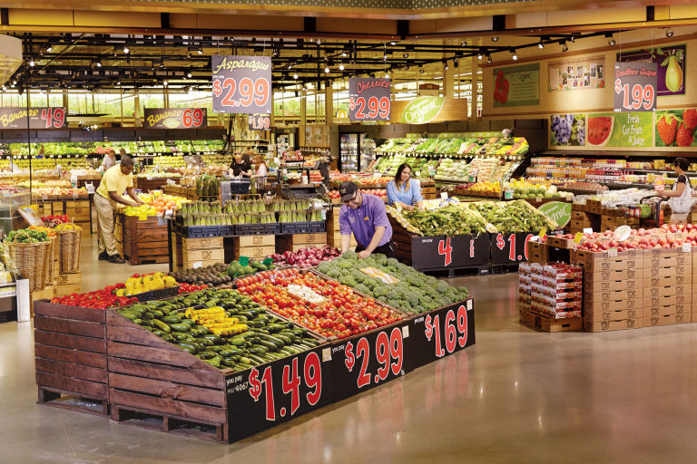 Where Do Grocery Stores Get Their Food